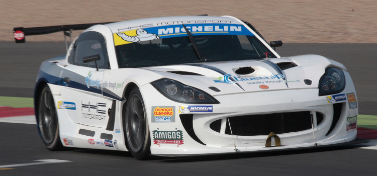 Breeze Starts 2015 With 99 Podium Finishes In Ginetta Competition To His Name - Credit: Jakob Ebrey Photography
