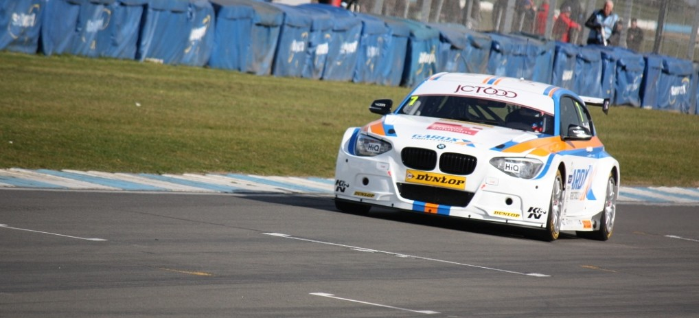 Tordoff says race pace will be BMWs trump card - Photo: Andrea Marley