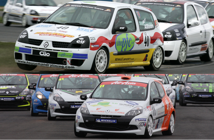 Allison Won Clio Races In 2005 And 2011. Can He Do So In 2015? - Photos: Jakob Ebrey Photography