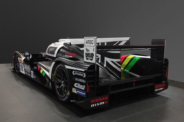 Another angle of the Strakka Racing S103 (Credit: Strakka Racing)