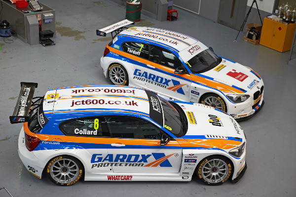 West Surrey Racing Unveil BMW's 2015 BTCC Livery