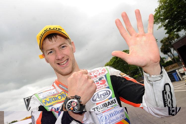 Ian Hutchinson joins Tsingtao Racing for TT - Road Racing - The Checkered Flag