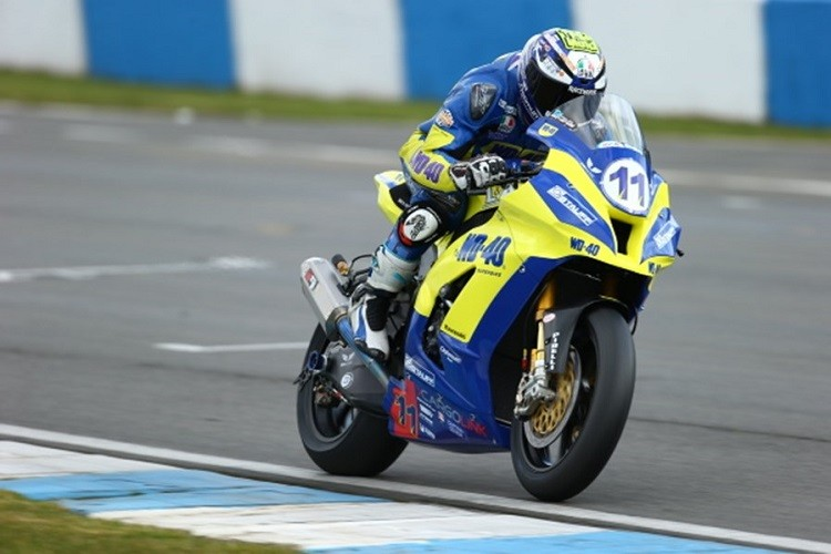 Taylor MacKenzie follows his father Niall into BSB (Credit: MCE British Superbike Championship)