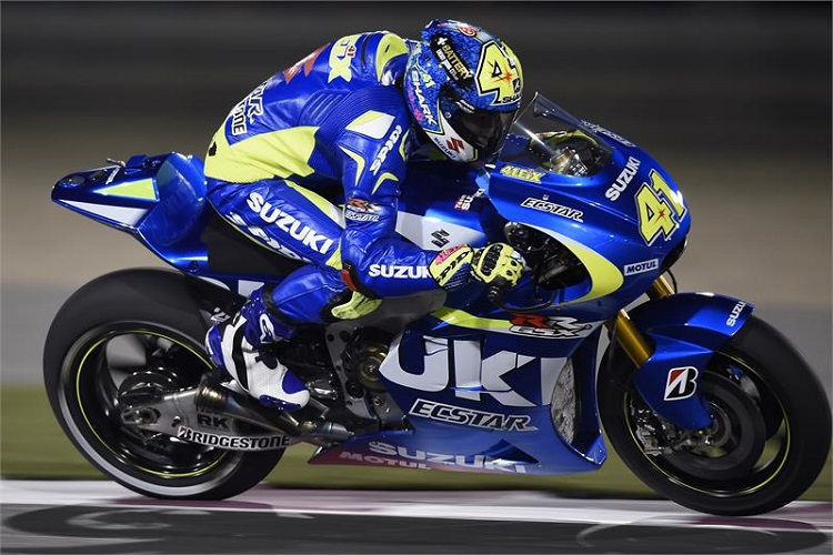 Suzuki mean business on their MotoGP comeback (Photo Credit: Suzuki)