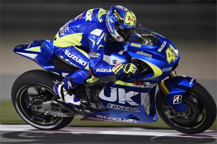 Suzuki mean business on their MotoGP comeback (Photo Credit: Suzuki)