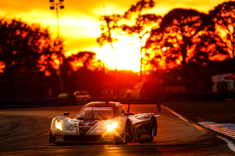2015 12 Hours of Sebring (Courtesy of IMSA)