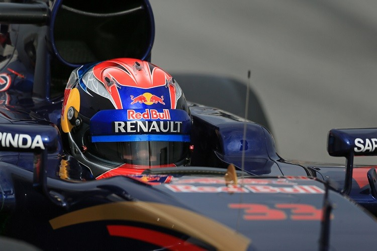 Max Verstappen had a very low-key weekend in Bahrain (Credit: Octane Photographic Ltd)
