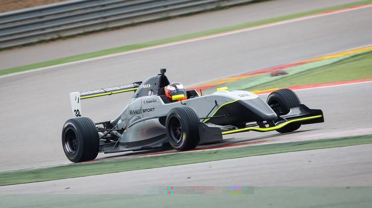 AUTO - TESTS FR 2.0 MOTORLAND 2015