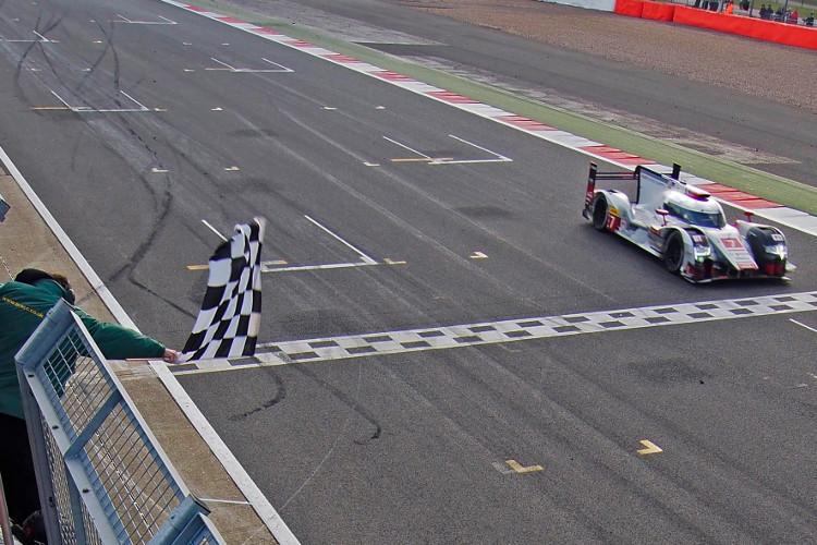 FIA World Endurnace Championship (Credit: Audi Motorsport)