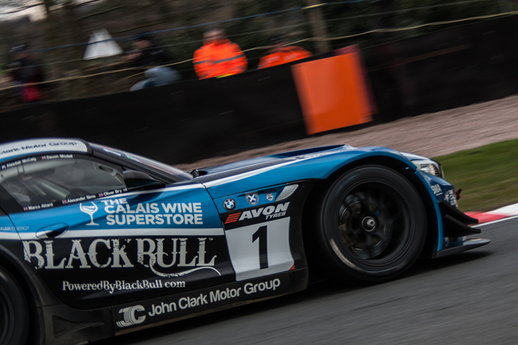 Avon Tyres British GT Championship (Nick Smith)
