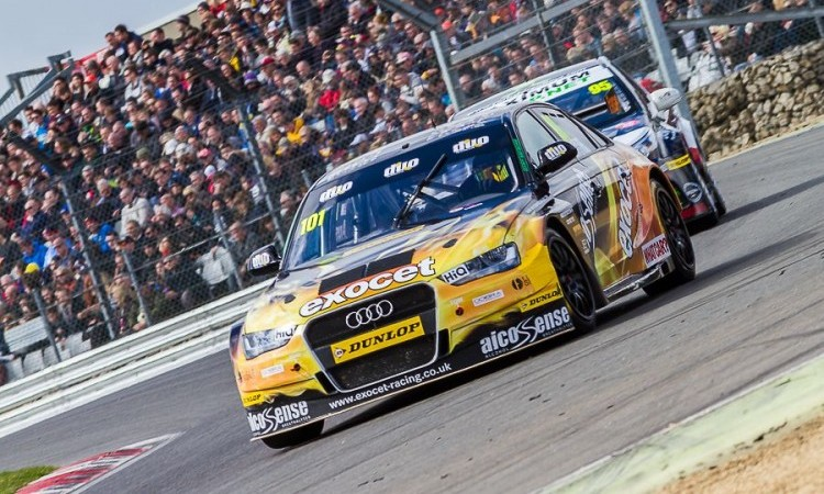 Rob Austin Hampered By Tortured Tyres At Brands