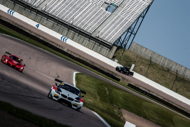 The new BMW Z4 GT3 will no doubt become a major factor later in the championship.