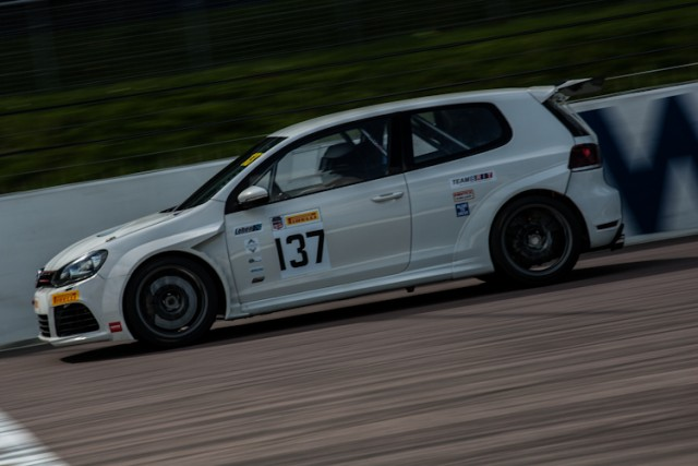 Team BRIT exceeded expectation at Rockingham, running at a strong pace all day.