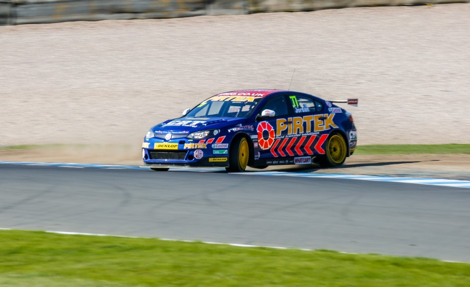 Andrew Jordan After Podiums As Oversteer Hinders Qualifying