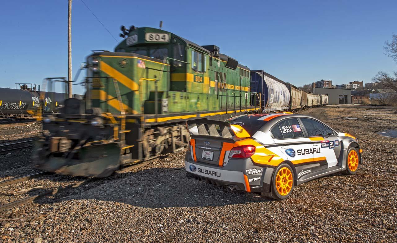 Scalextric Subaru Impreza '-Street Machine'- C2607 1:32 Scale ...