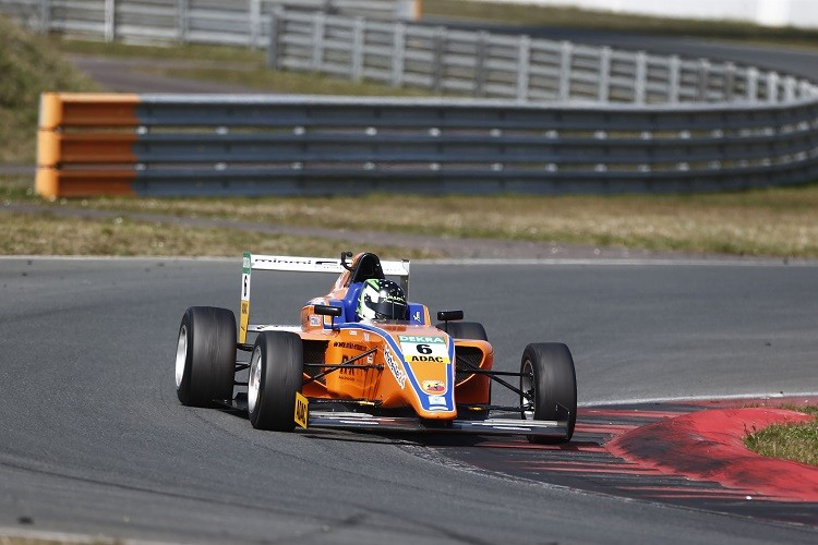 Mucke Motorsport have entered five cars into the Championship (Credit: ADAC Motorsport)