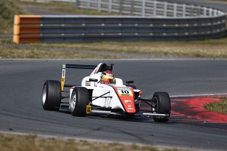 Top F3 team Motopark have joined ADAC F4 (Credit: ADAC Motorsport)