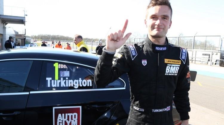 Turkington 2015 BTCC Donington win