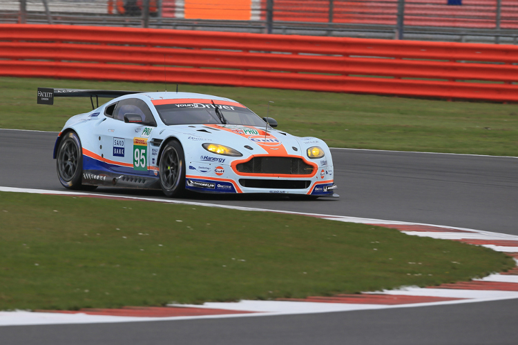 Aston Martin Racing crews took the top three places in LMGTE Pro (Credit: Octane Photographic Ltd)