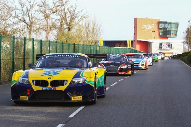Blancpain Sprint Series - Photo Credit: Olivier Beroud/Vision Sport Agency