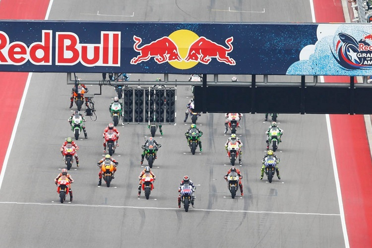 Lorenzo will be out to banish a rather embarrassing Austin memory (Photo Credit: MotoGP.com)