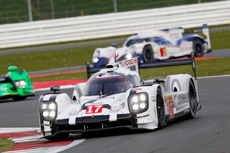 FIA World Endurance Championship (Credit: Porsche AG)
