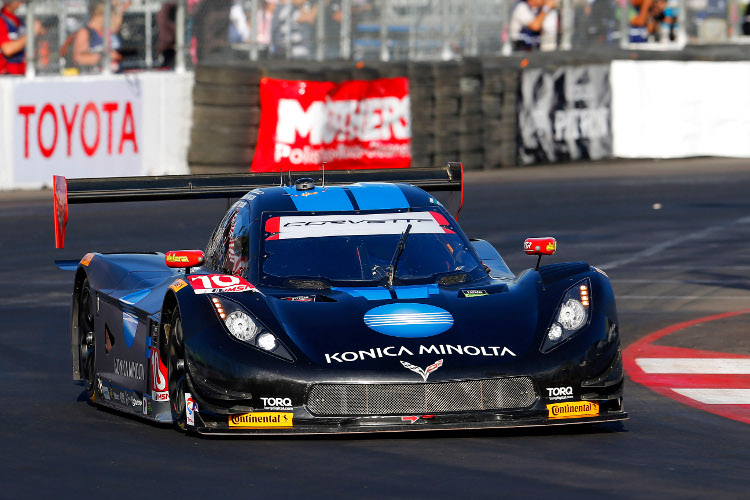 Ricky Taylor won Wayne Taylor Racing first pole in over a year (Image Courtesy of IMSA)