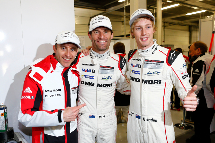 qualifying, 6 Hours of Silverstone (Credit: Porsche AG)