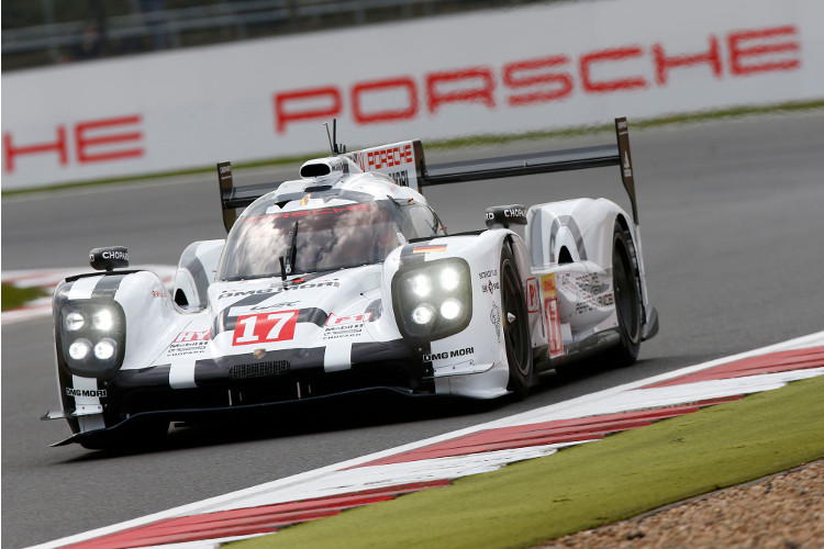 6 Hours of Silverstone (Credit: Porsche AG)
