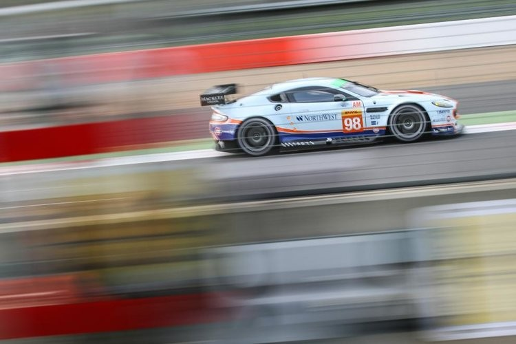 #98 Aston Martin Racing FIA WEC