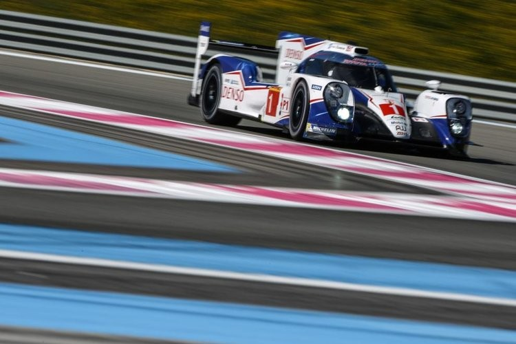 Toyota TS040 2015 Prologue