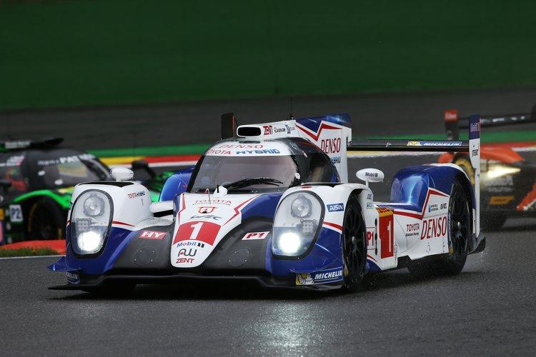 Toyota Racing TS040  World Endurance Championship. 6 Hours of Spa  29th April - 2nd May 2015. Circuit Spa Francorchamps, Belgium.