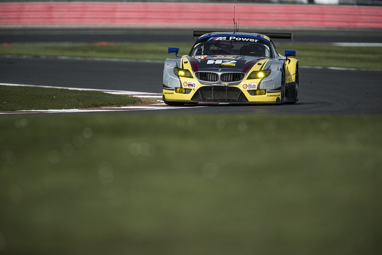 BMW Team MarcVDS BMW Z4 GTE ELMS