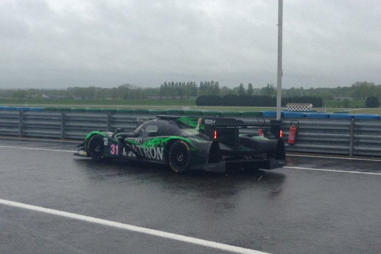 ESM Ligier JS P2
