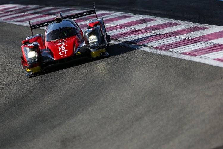 THIRIET BY TDS RACING (FRA) / Oreca 05 - Nissan / Pierre Thiriet (FRA) / Ludovic Badey (FRA) / Tristan Gommendy (FRA)  - ELMS Official Test at Paul Ricard Circuit - Le Castellet - France