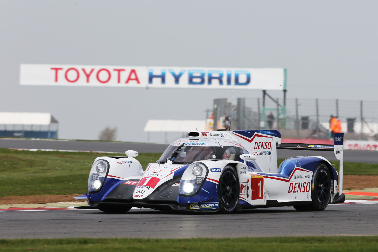 6 Hours of Silverstone (Credit: Toyota Racing)