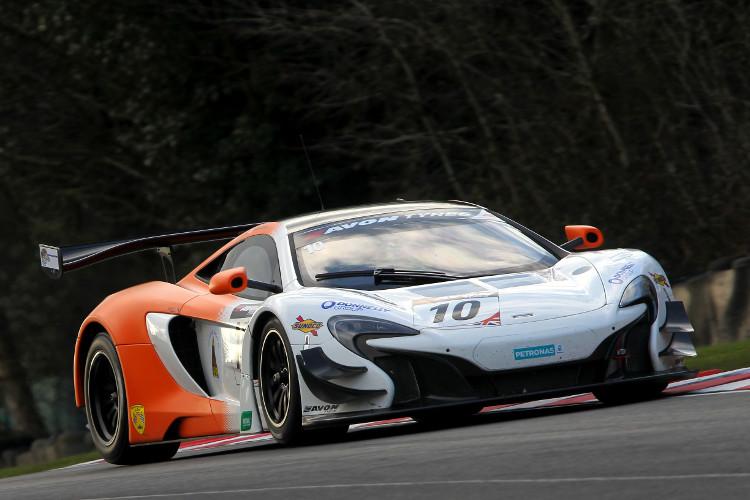 VonRyan Racing, McLaren 650S GT3