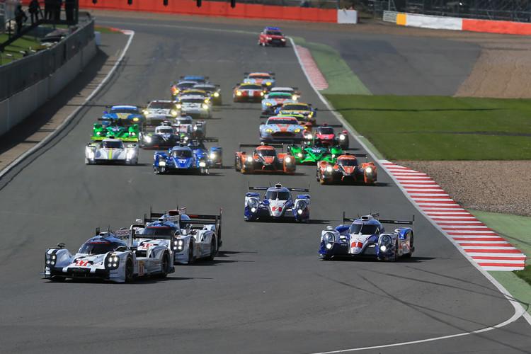FIA World Endurance Championship (Credit: Octane Photographic Ltd)
