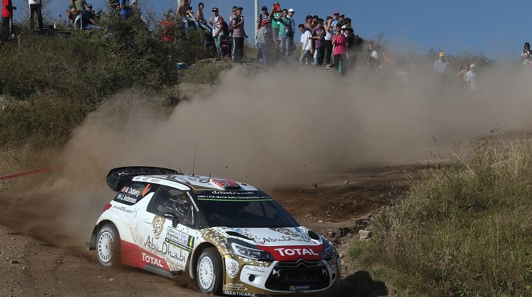 WRC RALLY ARGENTINA 2015