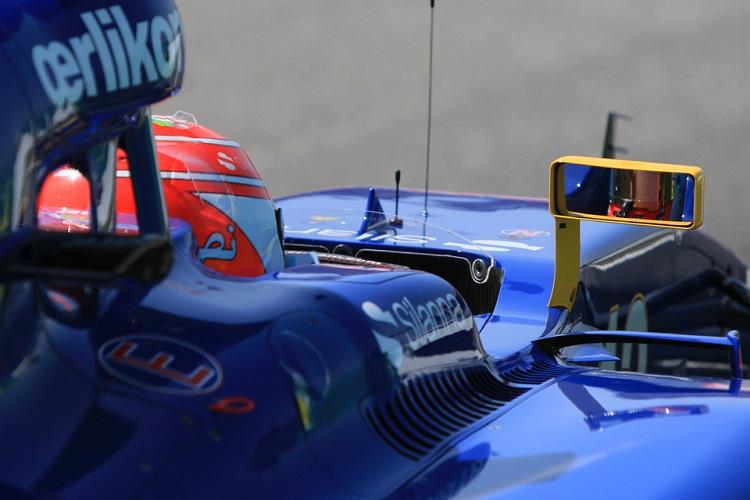 Felipe Nasr finished twelfth in Spain (Credit: Octane Photographic Ltd)