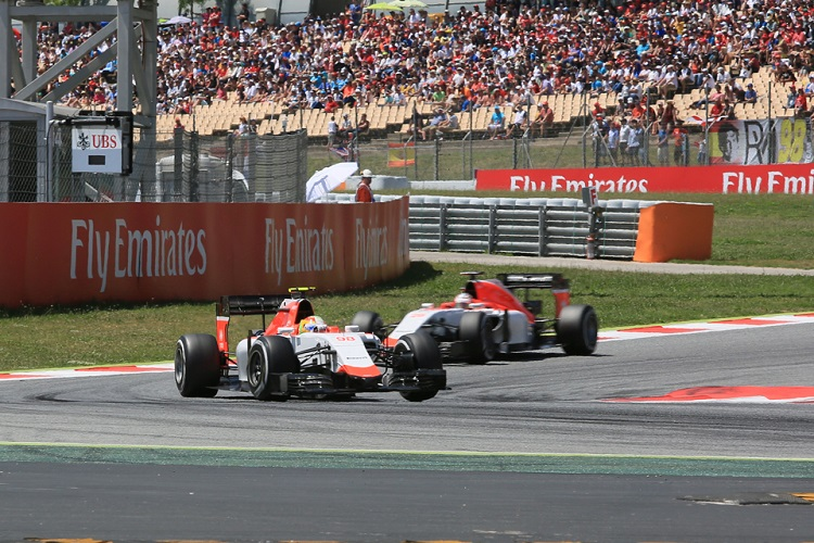 2015 Spanish Grand Prix – Sunday Gallery