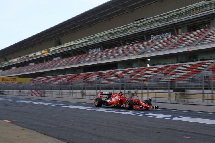 2015 Circuit de Catalunya In-Season Test – Day 1 Gallery