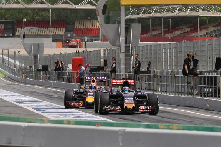 2015 Circuit de Catalunya In-Season Test – Day 2 Gallery