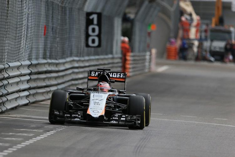 2015 Monaco Grand Prix – Thursday Gallery