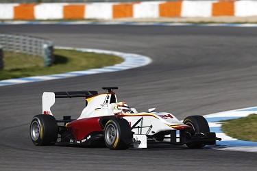 Alex Palou has shown well during testing (Credit: Sam Bloxham/GP3 Series Media Service)
