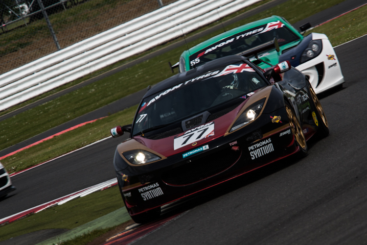 ISSY Racing beat Toyota and Aston teams to GT4 pole (Credit: Nick Smith/TheImageTeam.com)
