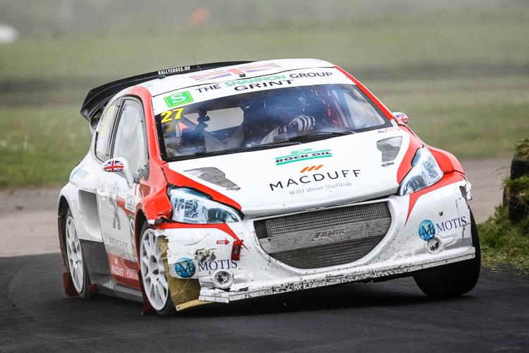 British Rallycross Championship 2015 - Round 3