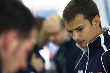 Alex Palou is hoping for a strong 2015 season (Credit: Sam Bloxham/GP3 Series Media Service)