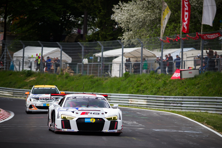 2015 ADAC Nurburging 24 Hours (Credit: Tom Loomes Photography)