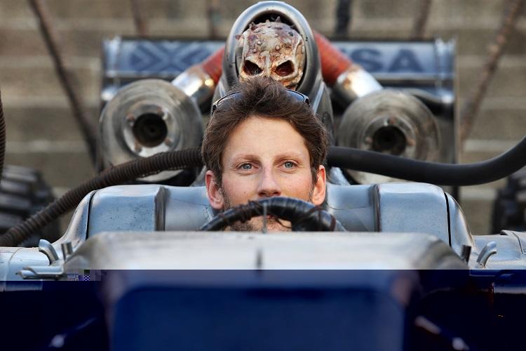 Lotus and Warner Bros prepare alternative future for Formula One